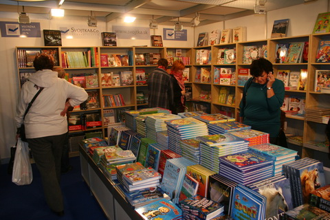 Biblioteka 2013 1 Knižný veľtrh Bibliotéka 2013