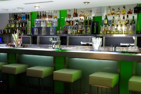 Hotel Gaudio bar Štýlový hotel s herňou – Hotel Gaudio***