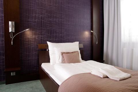 Hotel Gaudio izba 2 Štýlový hotel s herňou – Hotel Gaudio***