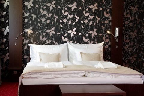 Hotel Gaudio izba Štýlový hotel s herňou – Hotel Gaudio***