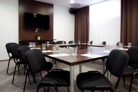 Hotel Gaudio konferencna miestnost 2 Štýlový hotel s herňou – Hotel Gaudio***