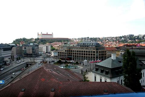 IMG 5551 Hotel Tatra v centre Bratislavy