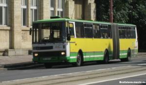 MHD - autobus
