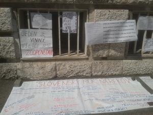 Peticia za lepsie Slovensko