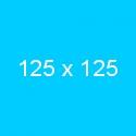 Reklamné priestory 125x125